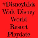 #DisneyKids Walt Disney World Resort Playdate