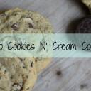 Oreo Cookies N' Cream Cookies