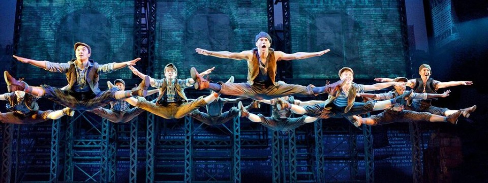 Get Your Tickets to Newsies in Portland Oregon!