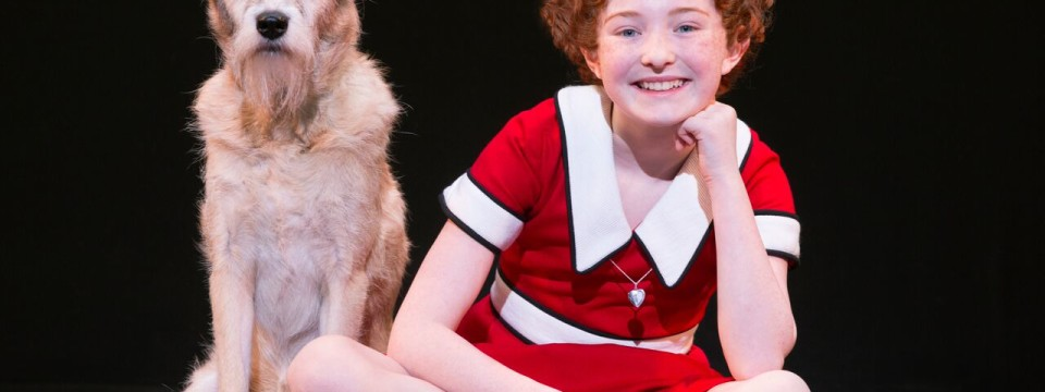 Annie is Coming to Portland!