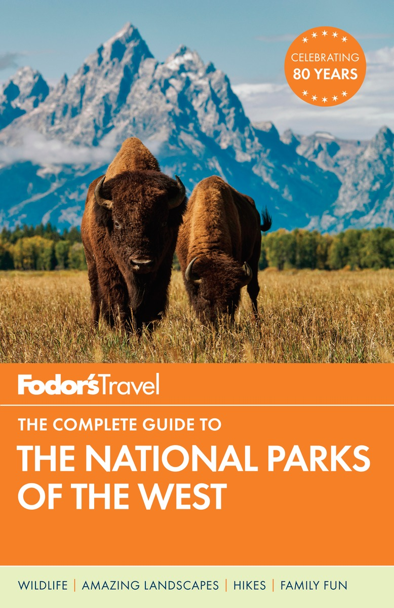 Fodor's Travel: National Parks of the West Giveaway!