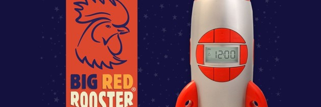 Rocket Ship Alarm Clock – Exciting Space-Themed Clock and Nightlight For Kids & A Giveaway!