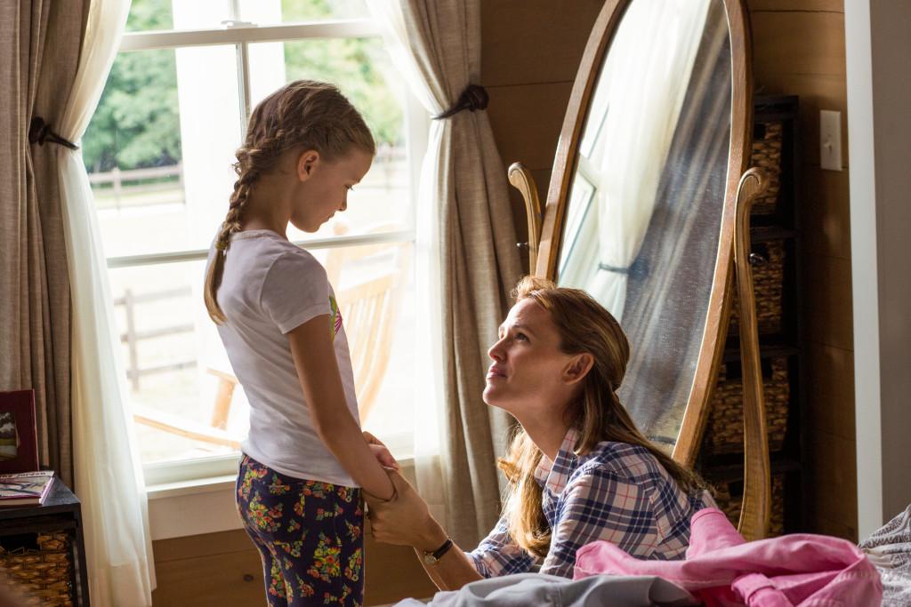 Jennifer Garner;Kylie Rogers