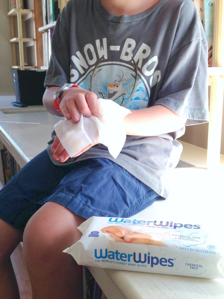 Water Wipes for Big Kids