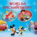 Disney On Ice presents Worlds of Enchantment in PDX