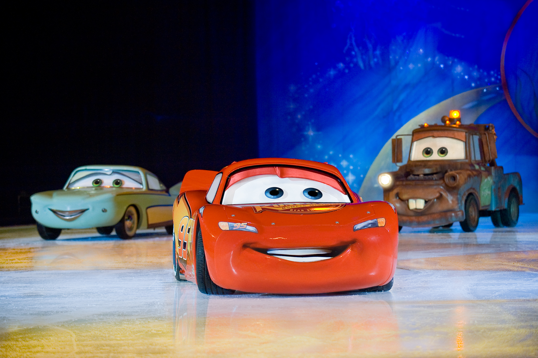 Review of Disney on Ice Presents Worlds of Enchantment