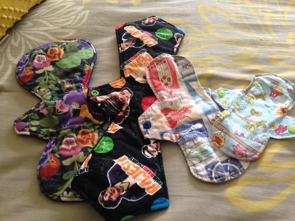 reusable pads