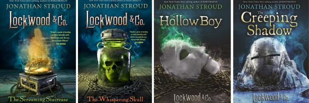 Lockwood & Co. Book Series and Visa Gift Card Giveaway