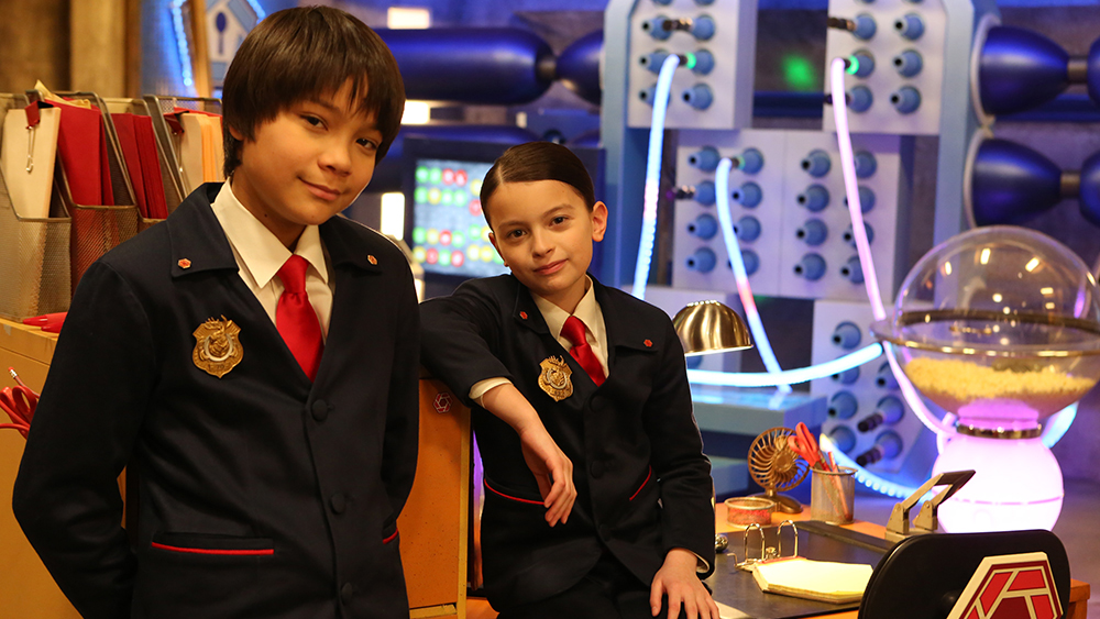 Odd Squad on DVD! Odd Squad: Creature Encounters