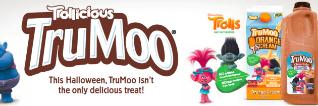 Trolls and TruMoo Giveaway! #DreamWorksTrolls in Theaters Nov. 4th!