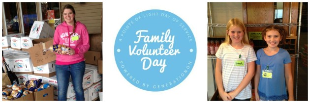 Family Volunteer Day: Our Experience at a Local Food Pantry and How You Can Get Involved