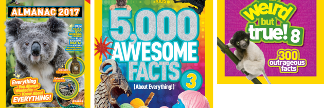 National Geographic Kids Holiday Gift Ideas: Book Giveaway