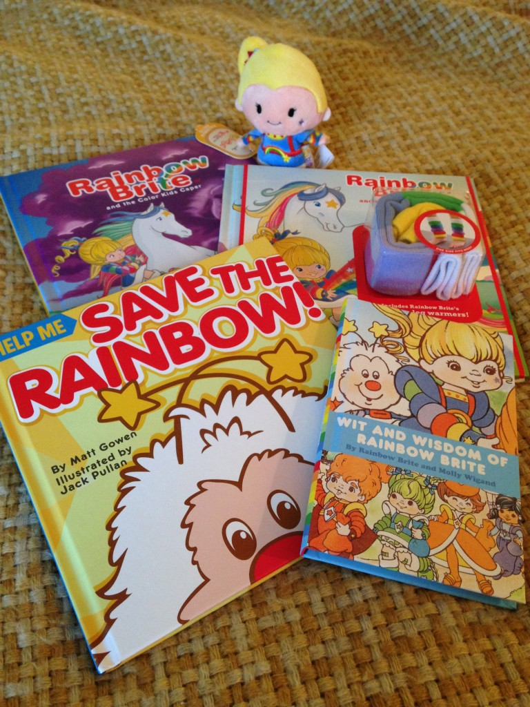 rainbow brite books