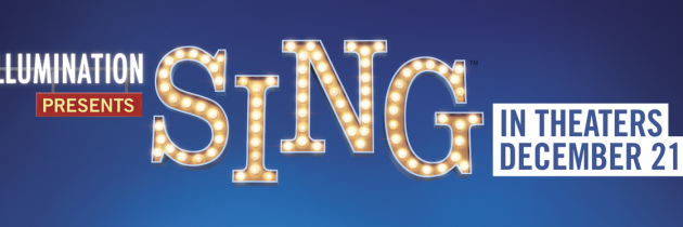 Sing – Awesome New Family Film Coming December 21 + Giveaway!!