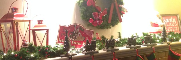 Fun, Festive, and Easy Christmas Decorating Ideas: Oriental Trading Christmas Decor