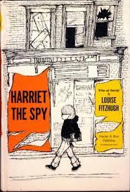Harriet the Spy, Harriet the Spy book cover