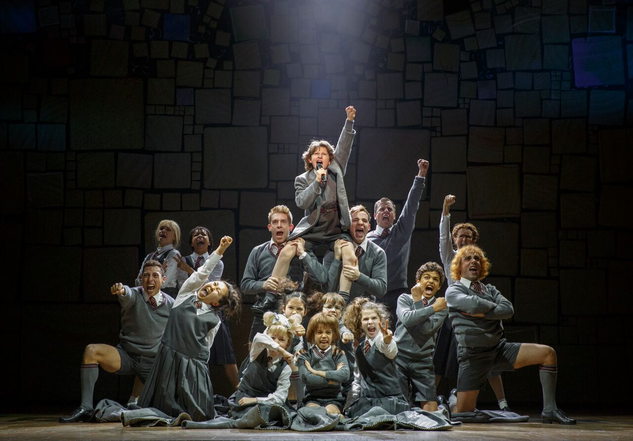 Matilda The Musical: Review