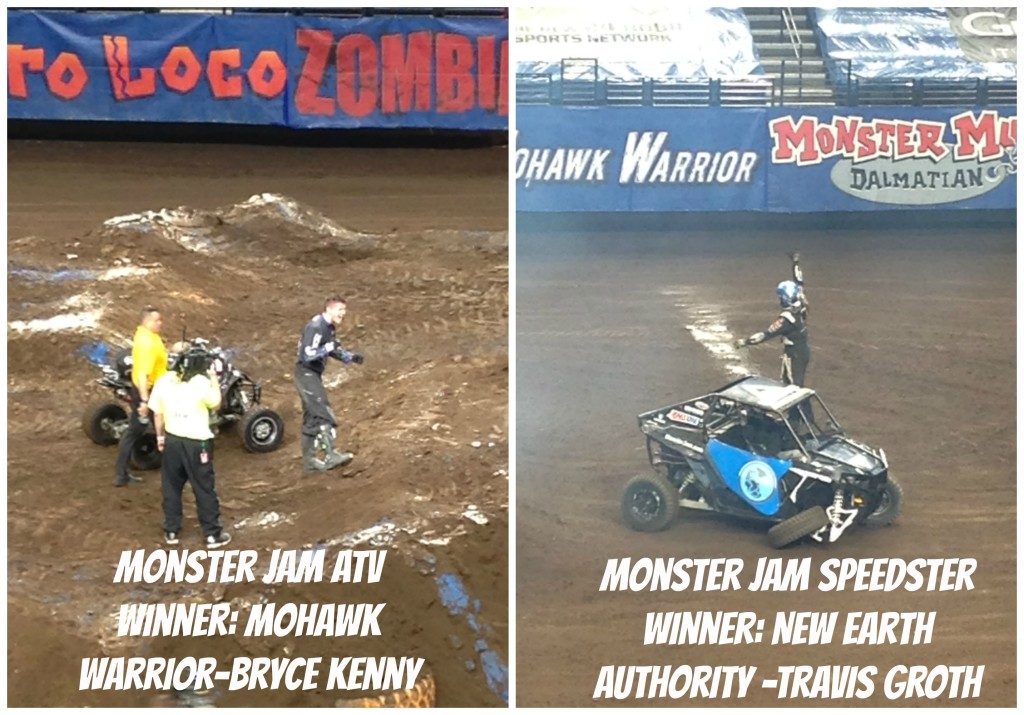 Monster Jam winners