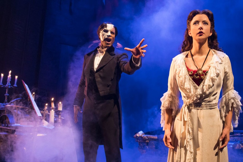 Phantom of the Opera, Phantom Play, Phantom on Broadway