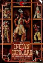 indian in the cupboard book cover