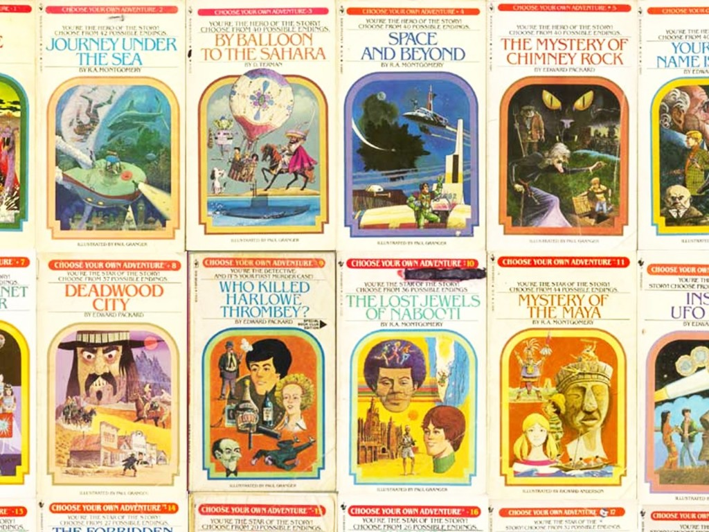 Choose Your Own Adventure Series
