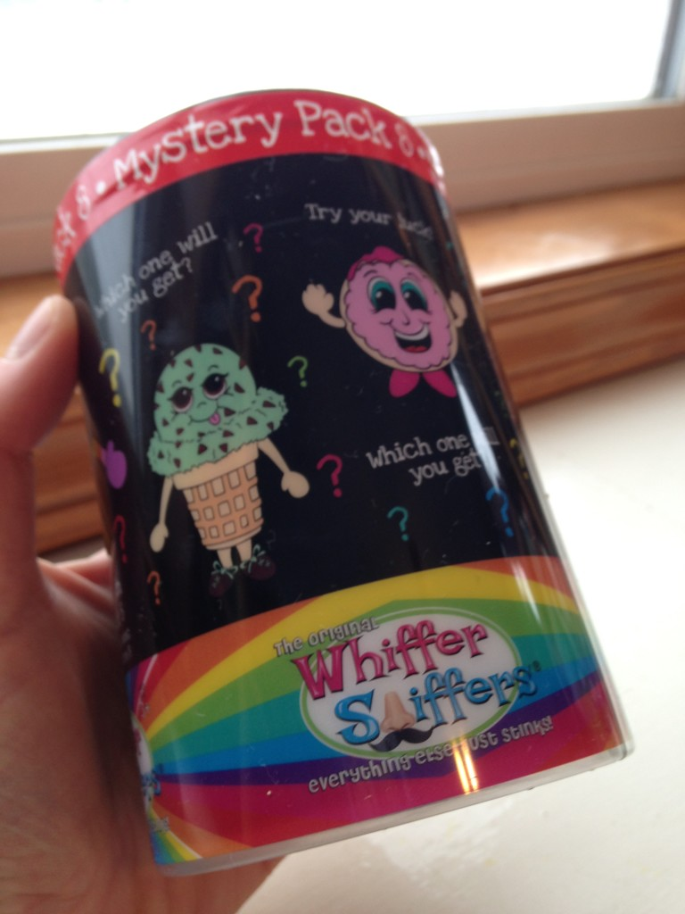 whiffer sniffer mystery