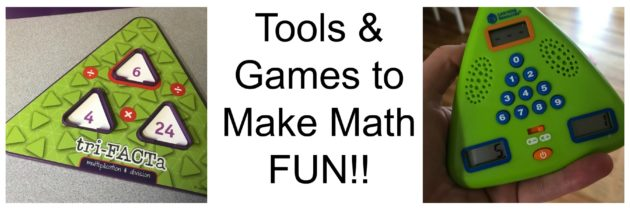 Tools & Games to Make Math Enjoyable (And Easier to Understand!)