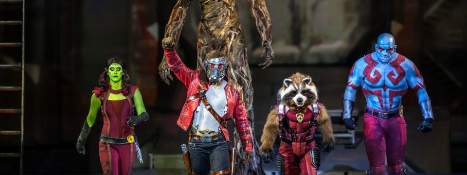 Marvel Universe Live! Age of Heroes Starts TONIGHT in Portland!!