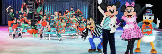 Disney On Ice presents Follow Your Heart Review! Tickets Still Available!