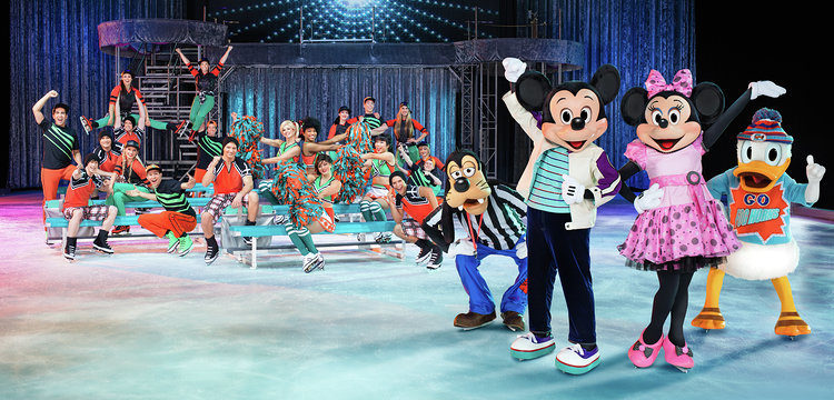 Disney On Ice Presents Follow  Your Heart is Coming to Portland, Oregon!!