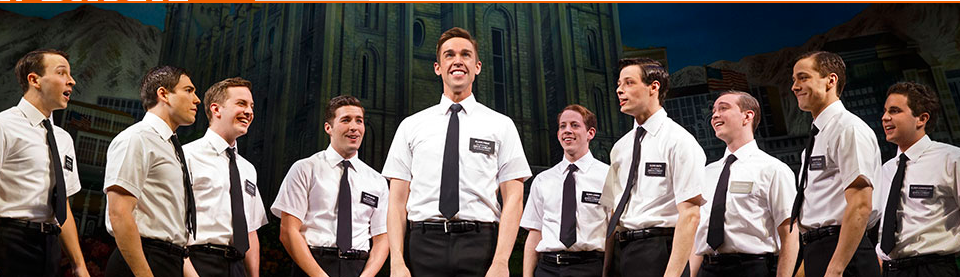 The Book of Mormon – Show Review!