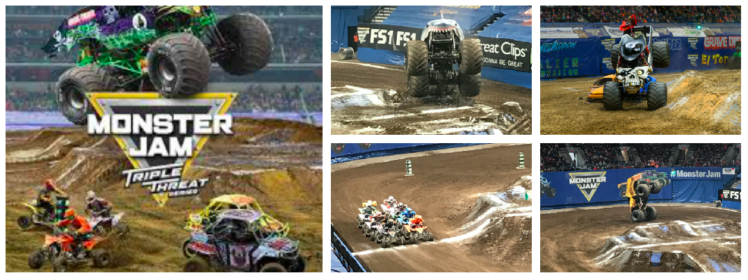 Monster Jam® Triple Threat Series – Incredible Experience for the Whole Family!