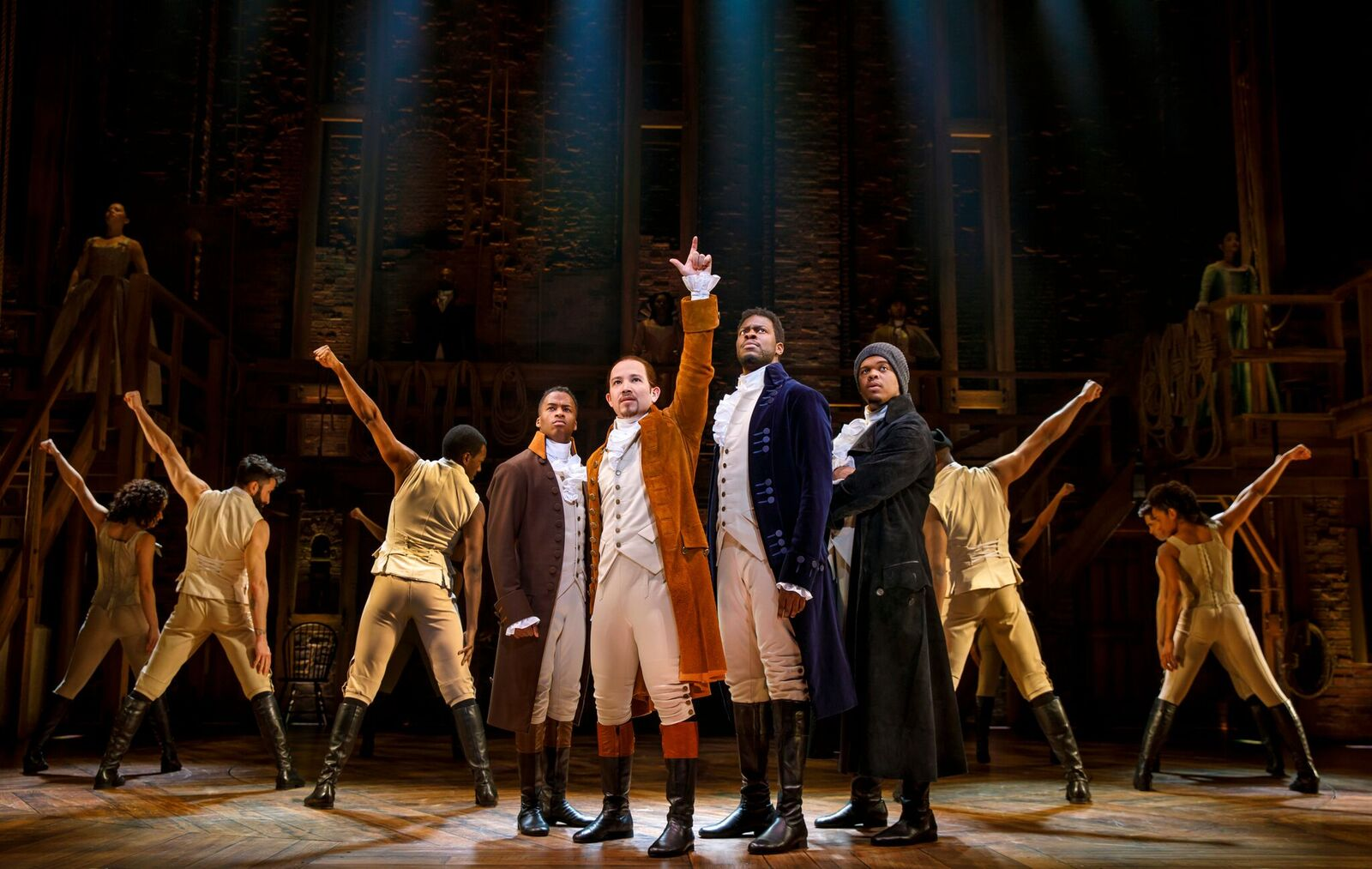 Hamilton in Portland: Review and Ticket Lottery Information