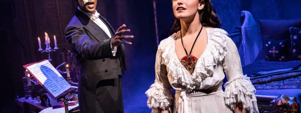 The Phantom of the Opera in Portland, Oregon!