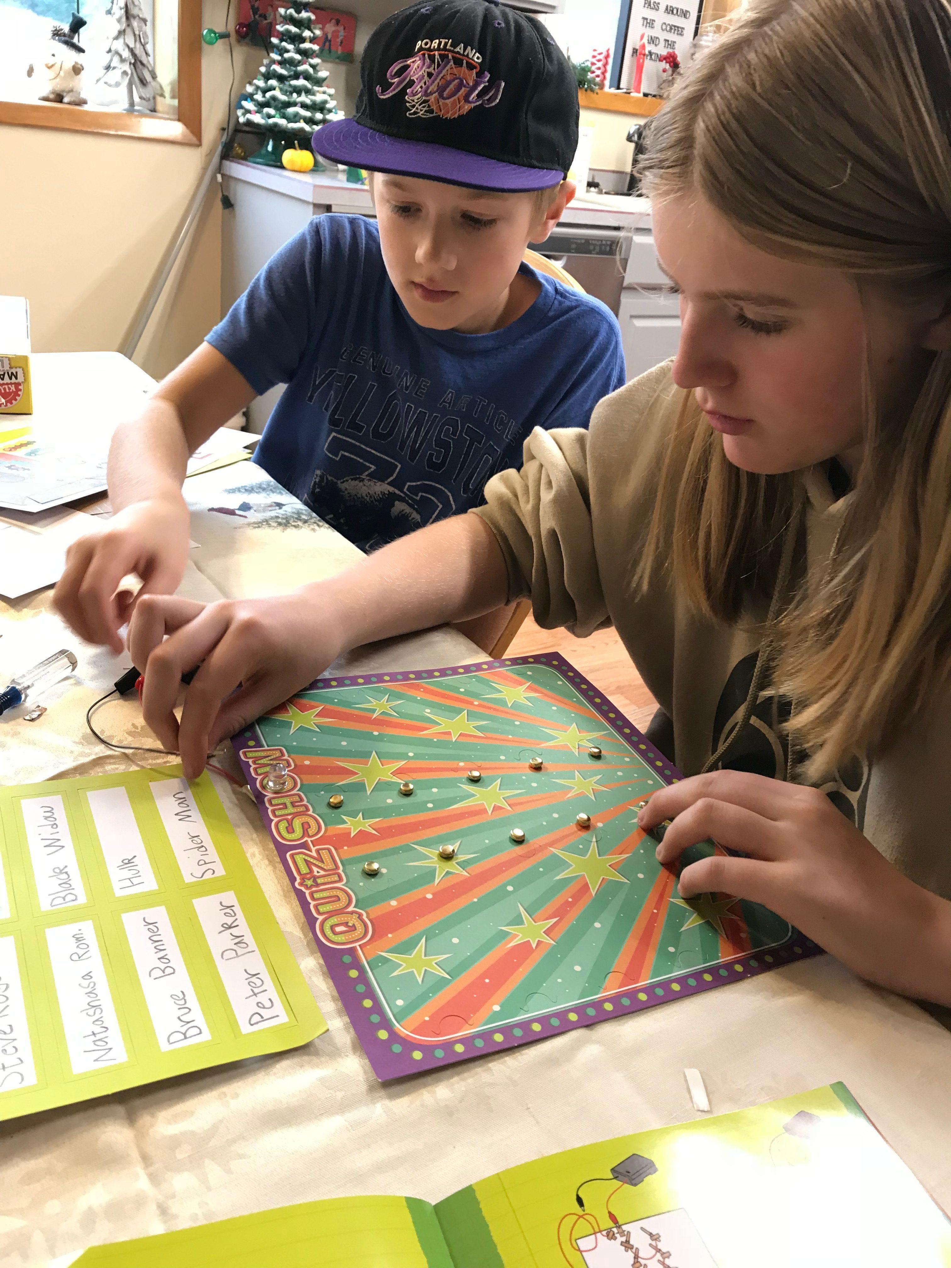KLUTZ Maker Labs: STEM Kits for Kids