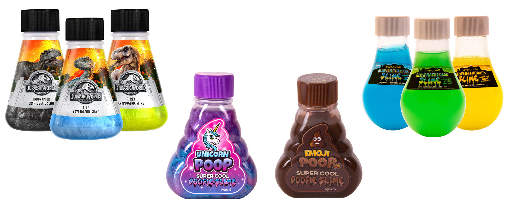 Original Super Cool® Slime  – Perfect Stocking Stuffer for Kids!