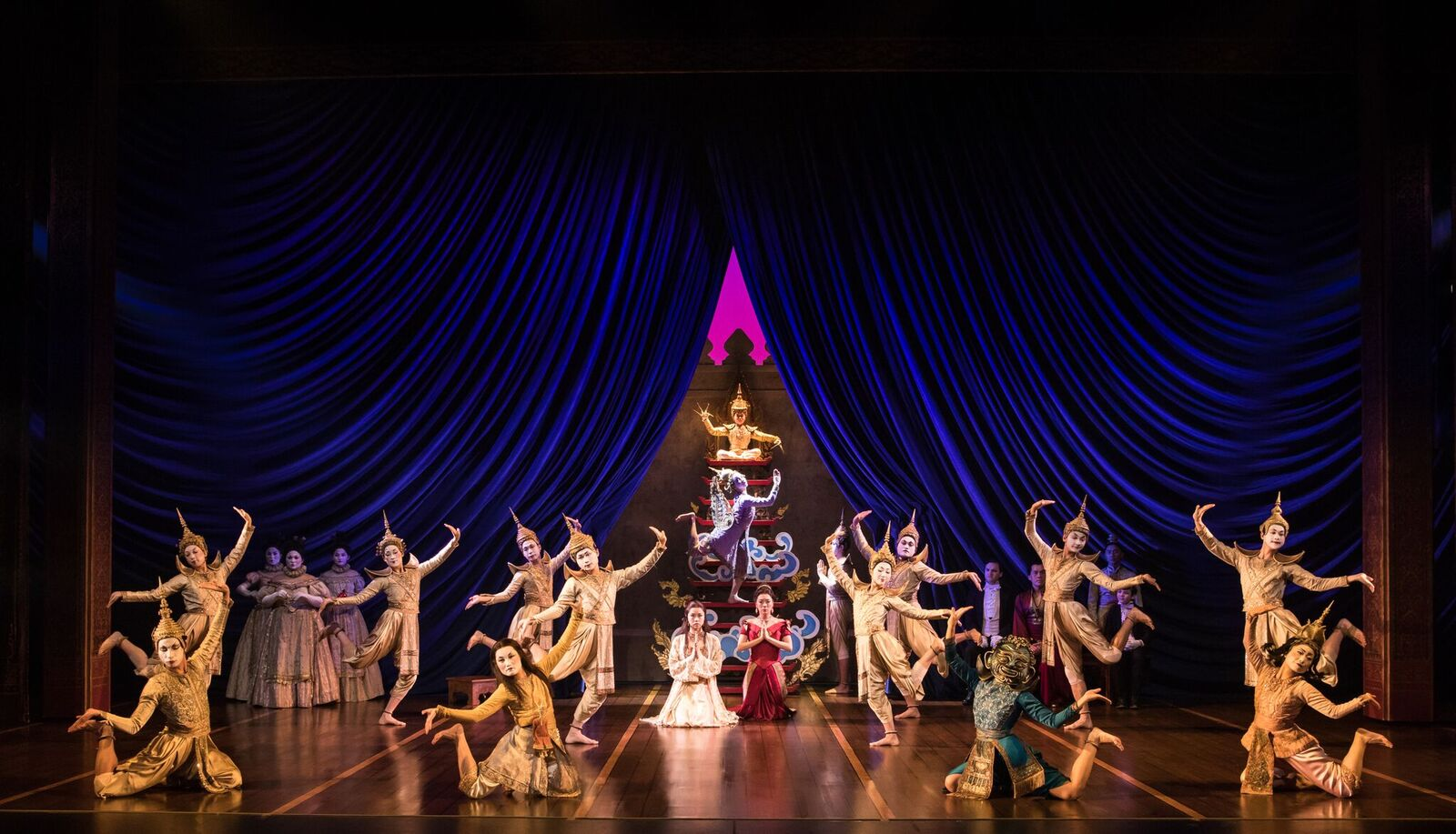 Review: The King and I in Portland, Oregon! Get Your Tickets Via Broadway In Portland