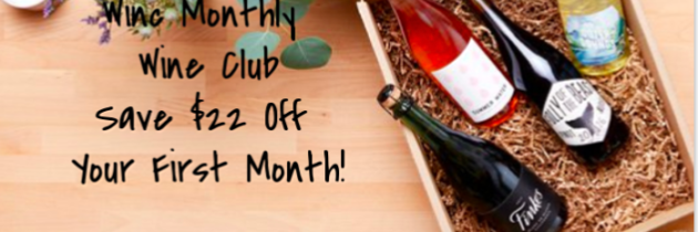Winc: Monthly Wine Club Delivered To Your Doorstep! (Best  Mail Ever!)