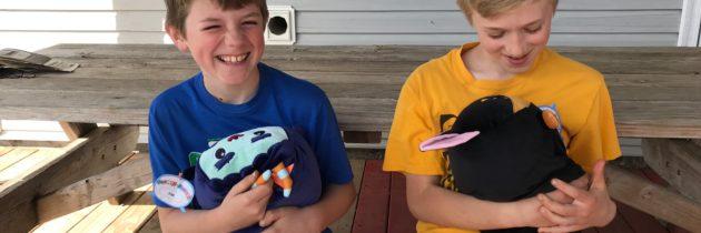 Moosh-Moosh Plushies: Perfect Gift for Kids