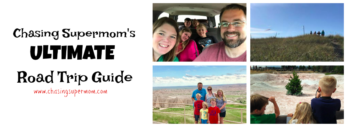 Chasing Supermom's Ultimate List of Road-Trip Tips