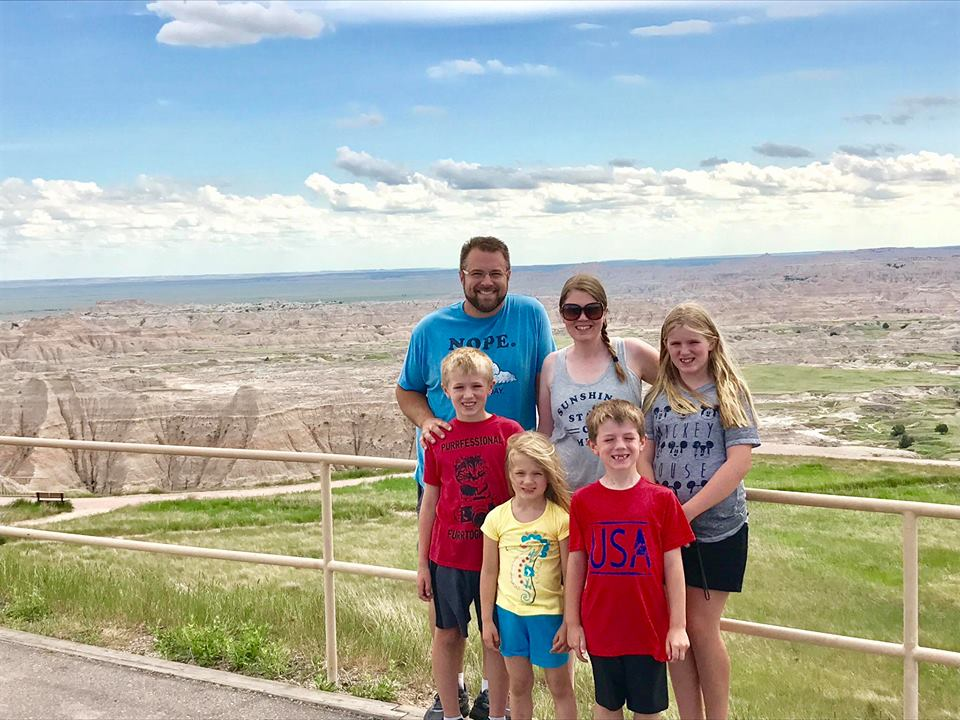 badlands, south dakota badlands, family trip to badlands, travel with kids