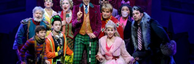 Roald Dahl's Charlie and the Chocolate Factory is in Portland through 8/18/19!