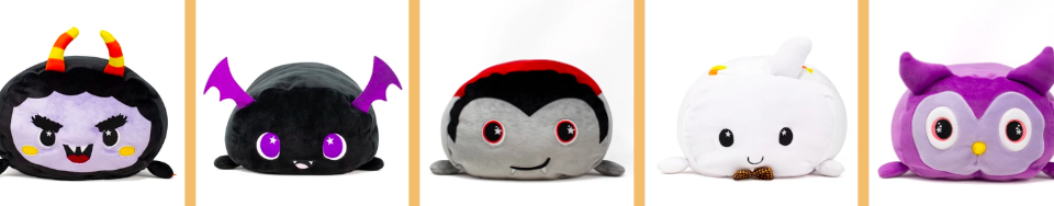 NEW! Halloween Moosh-Moosh Plushies and MORE!