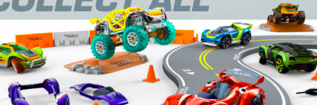 Modarri Monster Trucks