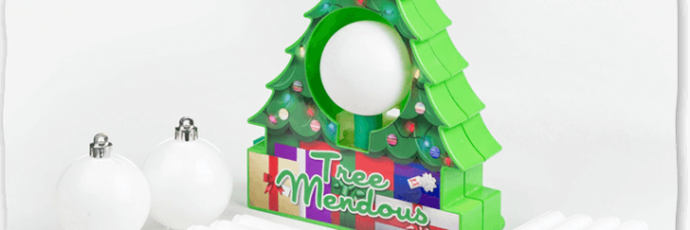 TreeMendous Ornament Decorator: Fun and EASY Way to Make Ornaments!