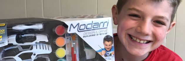 Modarri S2 Paint-it Auto Design Studio Kit: Step by Step Guide and Review