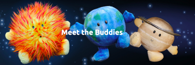 Celestial Buddies – Out Of This World Plush Pals! Giveaway!!