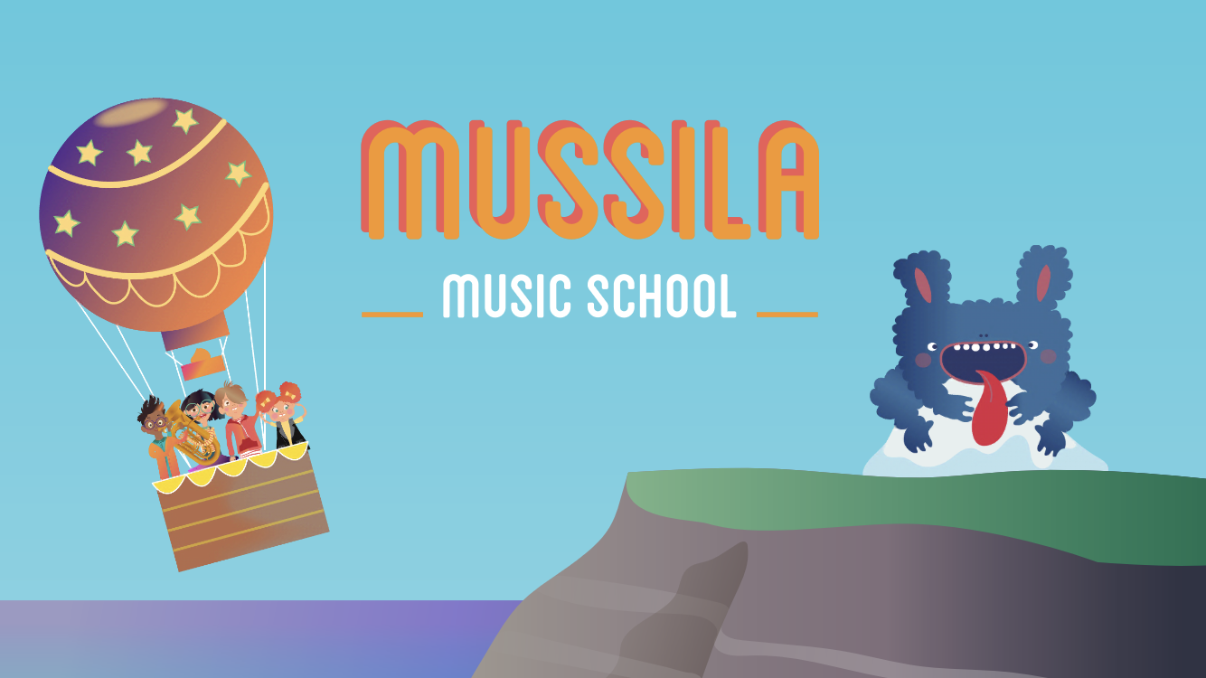 Mussila Music School: Music Education App for Children