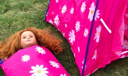 springtime fun with eimmie.com : 18 inch doll playtime packs