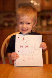 Tips For Home-schooling Your Pre-schooler!